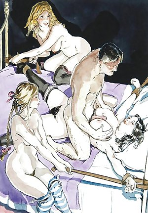 Bondage Toons - Vol. 10