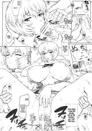 Ayanami Dai 5 Kai - Neon Genesis Evangelion Hentai Manga