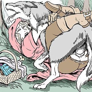 Sluts of folk fairy tales