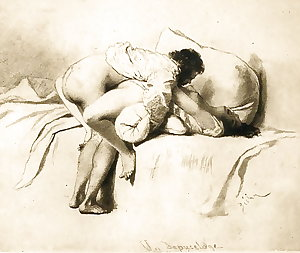 Classic & Modern Erotic Art