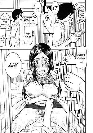 Frustrated Sensei Part 1 (Manga)