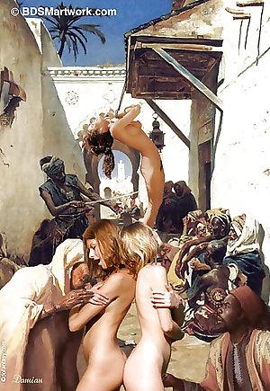 Imprisoned and Enslaved.