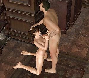 Hentai 36 3d, toon, bdsm, femdom, anal, bbw, big boobs,