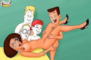 Cartoon Porn #1