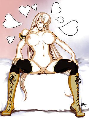 Hentai anime big boobs