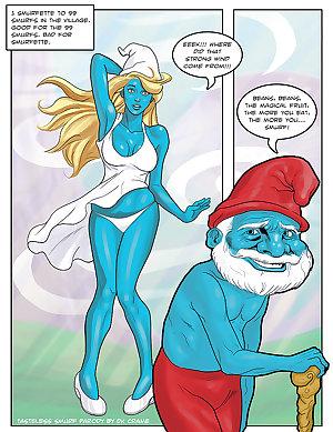 Delightful cartoons