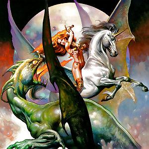 Erotic Fantasy Art 1 - Boris Vallejo