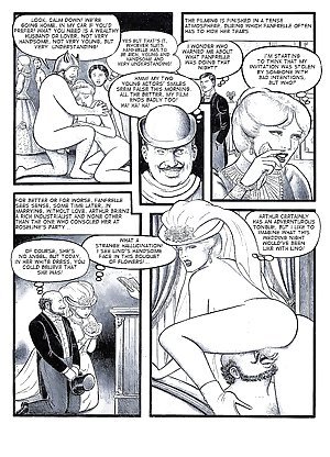 Erotic Comic Art 34 - Fanfrelle in Paris 2