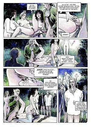 Erotic Comic Art14 -  Don Giovanni