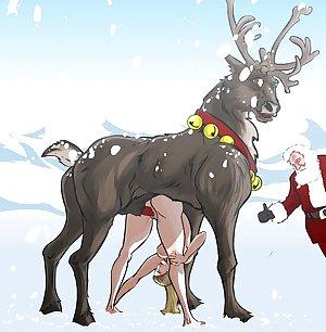 X-Mas 2013: Santas Bichtes