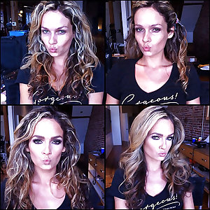 Porn actresses before and after makeup 2