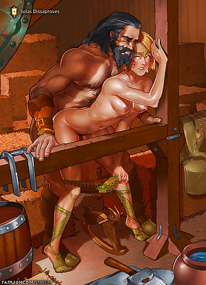What Happens in Skyhold Stay's in Skyhold