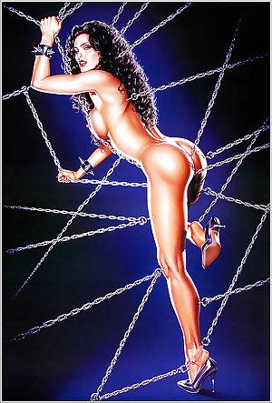 Erotic art of H.H.