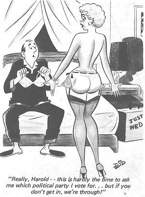 Dan De Carlo Erotic Art