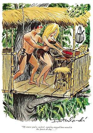Playboy Cartoons again.