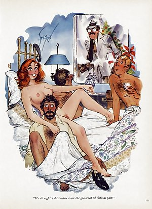 Playboy Cartoons again.